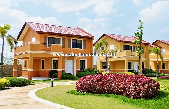 Camella Los Banos House and Lot for Sale in Los Banos Philippines