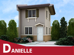 Danielle House and Lot for Sale in Los Banos Laguna Philippines